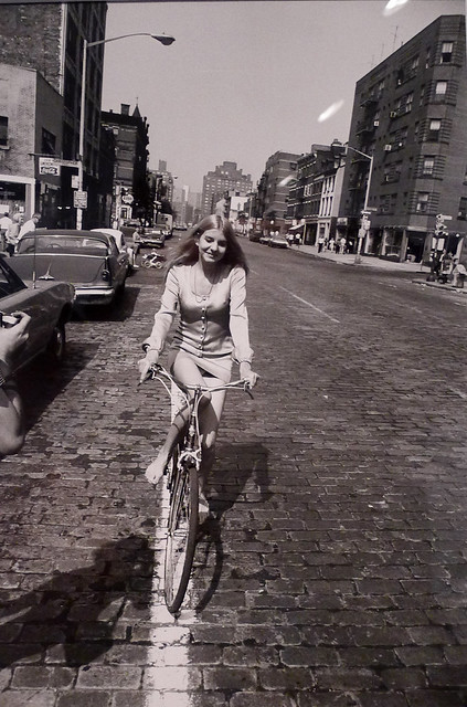 Cycle Chic by Winogrand