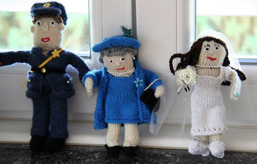 Knitting the Royal Family