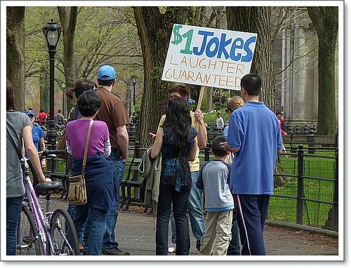 1$ - Jokes