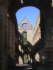 1440 - Jedburgh Abbey, Scotland (LeamDavid) Tags: scotland edinburgh lothians borders