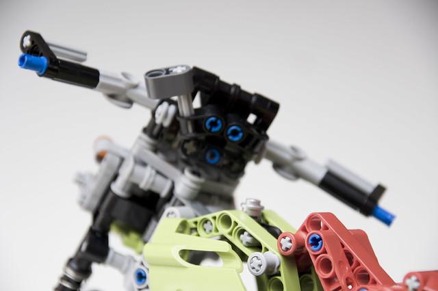 TT1000G (Lego): GPS con cartografía mundial