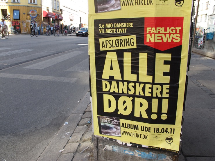 All Danes are going to die!!