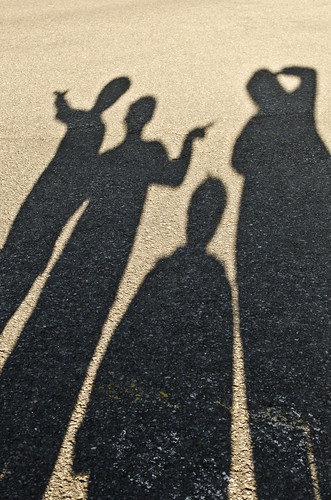 128:365 Shadow selves