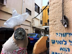 Manichino senza testa (GrusiaKot) Tags: headless telaviv dummy manichino senzatesta