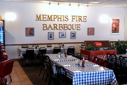 Memphis Fire BBQ