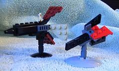 WIP Game Ships (Xarquar) Tags: lego wip spaceship microscale microspacetopia legogame