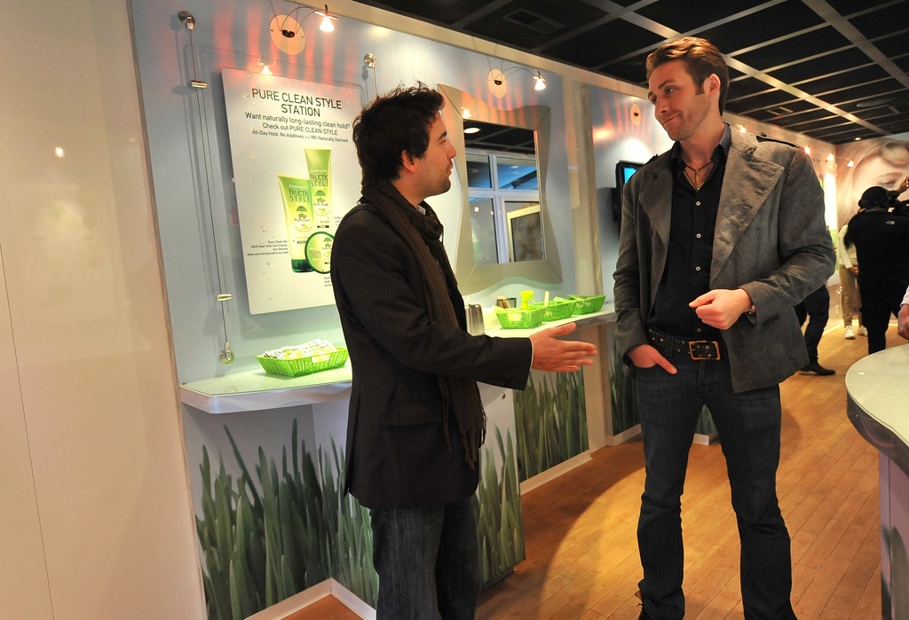 The Cleaner Greener World Tour by Garnier