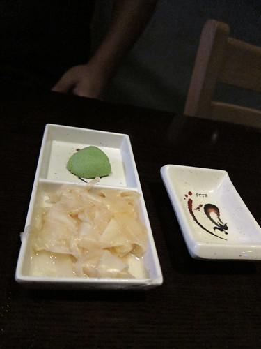 ginger & wasabi