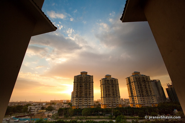 Gurgaon Through My Lens