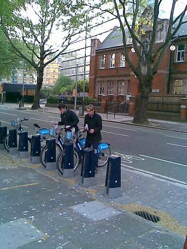 boris bikes 1