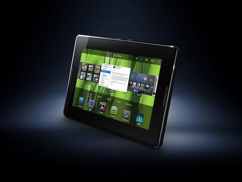 Blackberry Playbook: La Tablet Blackberry