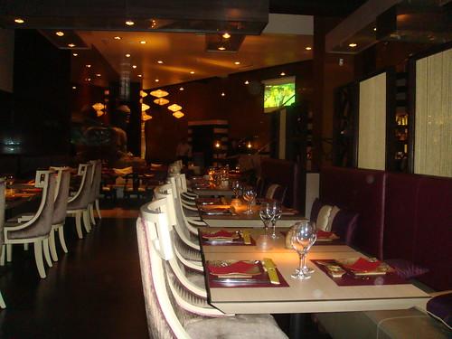Restaurante Zenith – Centro comercial Zielo - Pozuelo