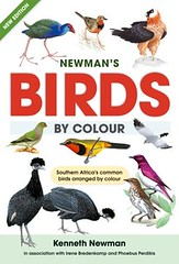 Newman's Birds by Colour