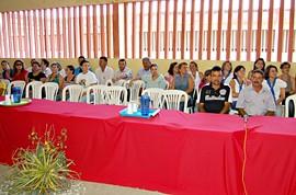 Lancamento Projeto Preservar - Selo UNICEF - Itapetim PE 2011 - CAPA by portaljp