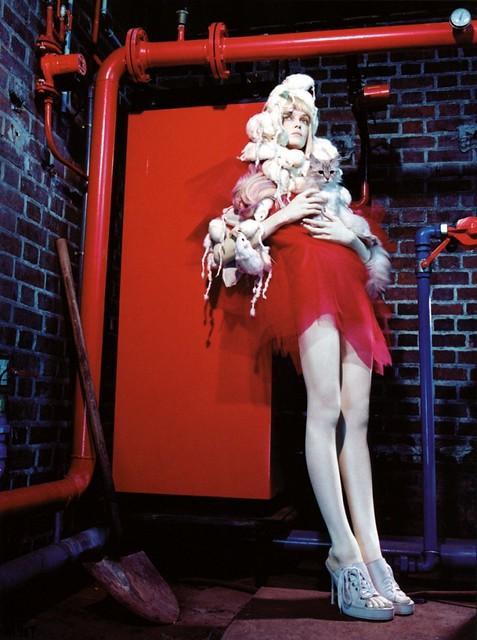 Miles Aldridge Vogue Italia 3
