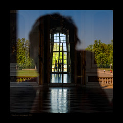 inside (inside me) ... (stella-mia) Tags: anna reflection germany outside pov inside sanssouci potsdam insideout parksanssouci 2470mm insideandoutside stellamia canon5dmkii amneuenpalas annakrmcke