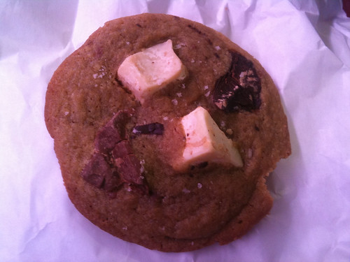 Triple Choc Cookie