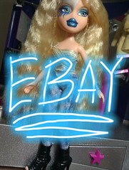 KE$HA ON EBAY!!!!!!! (BlackKat ~SWITCHING ACCOUNTS SOON~) Tags: girl fashion animal toy one doll who ooak it off we kind r take custom mga rina cannibal bratz tok kesha xpress repaint tik mgae keha
