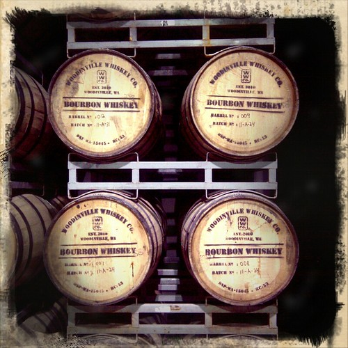 Woodinville Whiskey Distillery