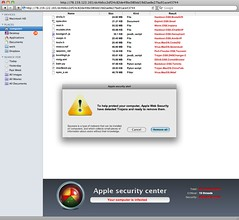 MacProtector, a virus for Apples