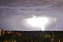 DSC01570 (Mathias Apitz (München)) Tags: wetter weather gewitter wolken blitze sky clouds lightstorm lightnings natur nature haar münchen munich mathias apitz