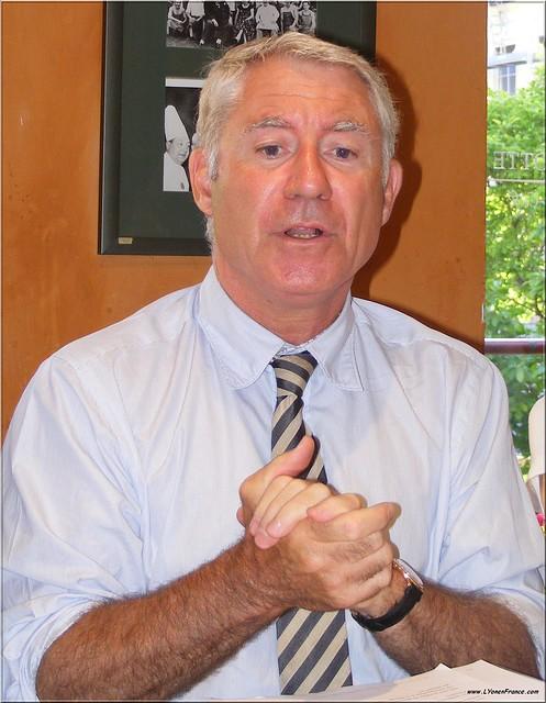 Denis de Bénazé Idrac Lyon