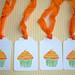 orange cupcake tags (5)