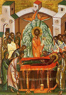 BMV Dormition icon-04 by Defensio Fidei
