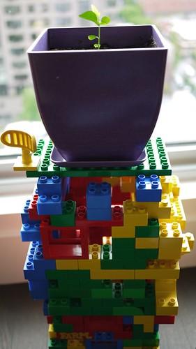 LEGO Planter