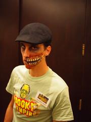Smiler (Fernando Lenis) Tags: lens olympus panasonic 17 20mm mayhem 2011 penpl1