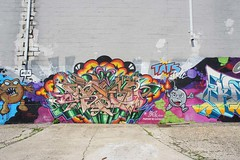 Bio TATS Brooklyn graffiti walls NYC (STEAM156) Tags: nyc brooklyn graffiti travels photos bronx murals bio places trains kings how walls nicer tats tatscru nosm bg183 themuralkings steam156 steam156photos