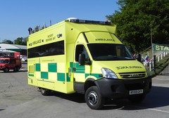 South East Coast Ambulance Service   Iveco   HART Tean   Incident Response Unit    WX59 GVY (EmergencyVehiclePics1) Tags: new blue race lights mercedes coast pier video amazing team call respect bell south central fast run hampshire ambulance led east yelp area leds hart shape brand hazardous siren iveco callout shout 999 wail on the bullhorn twotone lifesavers sprinter strobes airhorn resoponse