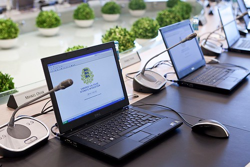 Reportage en « e-Estonie » - le « e-Cabinet », conseil des ministres 100% numérique