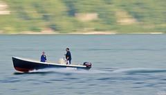 Pomeriggio romantico in barca (Six®) Tags: lake como primavera lago boat gita sole panning lombardia domenica lario caldo motoscafi laglio imbarcadero stagione