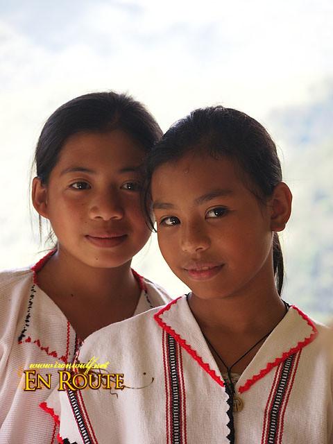 Young Ifugao Girls