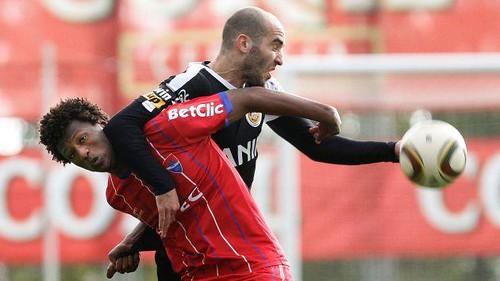 Zé Luis do Gil Vicente para o Braga