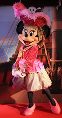 Pirate Minnie (Disney-Me) Tags: paris france breakfast spring europe pirates disney mickey minnie dlp wds 2011