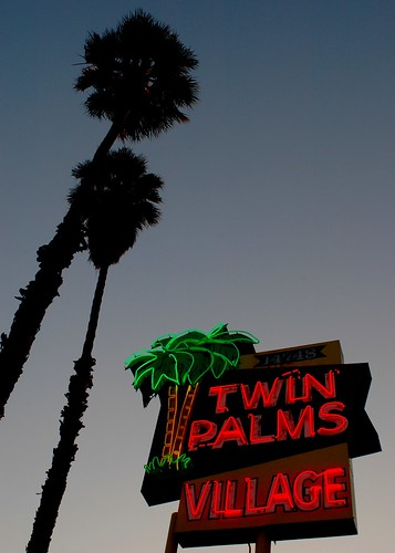 Twin Palms -- Whittier, CA