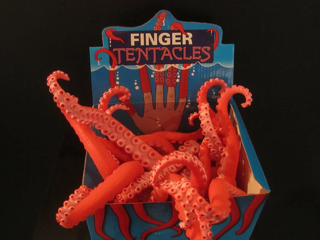 Box O' Finger Tentacles? Ohh yeah.