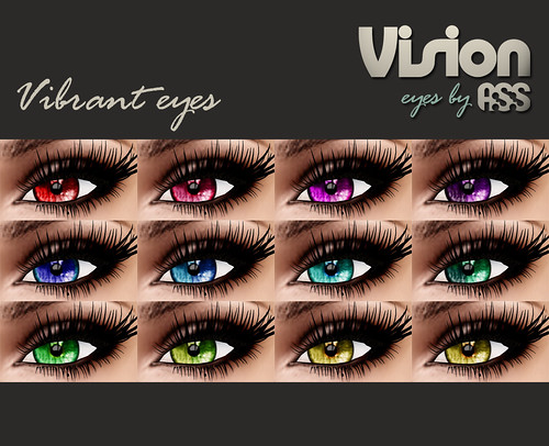 A:S:S Vision - Vibrant eyes