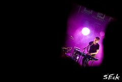 Matt And Kim @ Trocedero (Stephen Eckert) Tags: philadelphia fun dance concert live philly trocadero troc mattjohnson mattkim mattandkim