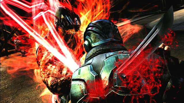 Ninja Gaiden 3 - That looks painful
