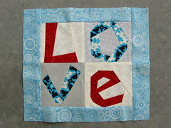 block for Vanessa