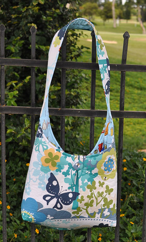 margaret sling - mom bag version