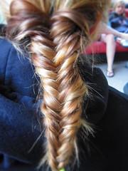 Fishtail Braid (emily-mart) Tags: hair braid fishtail