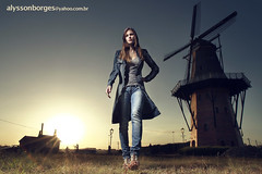 Memories of Holland (Alysson Borges) Tags: holland windmill dutch de vento moinho borges alysson thebestofday gnneniyisi