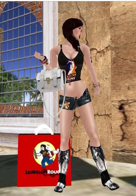 Pixel Dolls free Boots