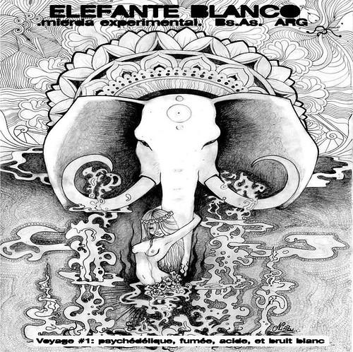 elefante blanco disco