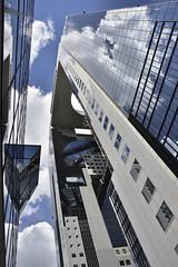 Umeda Sky Building (mjoseserrano) Tags: osaka umeda skybuilding skyscrapper mirror reflex