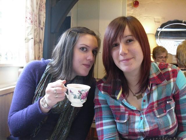 tea time h&h